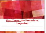 Preterit vs. Imperfect Mini-Bundle (for Spanish)