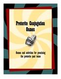 Preterite Conjugation Fun!