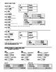 Preterite Conjugation Guide/Handout