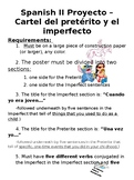 Preterite & Imperfect Childhood Poster Project