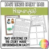 Preterite vs Imperfect Story Worksheet   Rapunzel