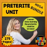 Preterite Lesson Plans, Games, Videos, Songs, Quizzes, Act
