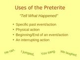 Preterite PowerPoint