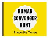 Spanish Preterite Human Scavenger Hunt