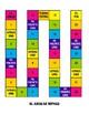 Spanish Preterite I Group Board Game