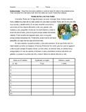 Preterite Tense Practice - Ricitos de Oro (Goldilocks)