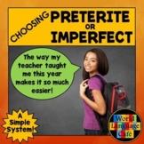 Preterite Vs. Imperfect Worksheets, Activities, Quiz, Test, Videos, Stories