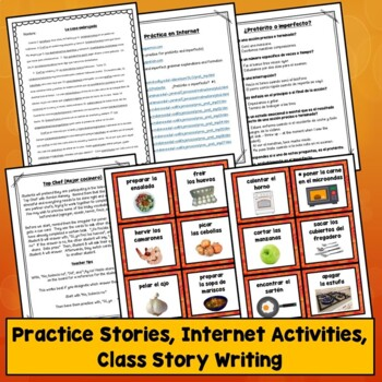 Preterite Vs. Imperfect Worksheets, Activities, Quiz, Videos, Distance Learning