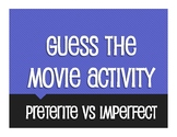 Spanish Preterite Vs Imperfect Guess the Movie