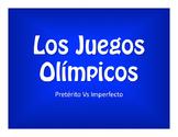 Spanish Preterite Vs Imperfect Olympics
