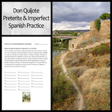Preterite and Imperfect Practice with Don Quijote
