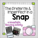 Spanish Preterite and Imperfect in a Snap Fun Activity lesson plan