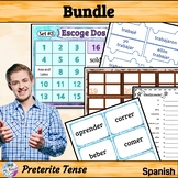 Preterite regular editable PowerPoints/Games/Activities/Re