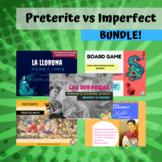 Preterite vs Imperfect Bundle