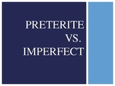 Preterite vs. Imperfect Notes