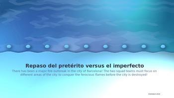 Preterite vs. Imperfect Review Game