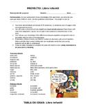 Preterite vs. Imperfect Spanish Children's Book Project
