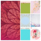 Pretty Flowers Paper Pack Download PDF