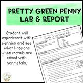Pretty Green Penny Lab