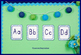 Alphabet Line - Editable - Coordinates with Pretty Paisley