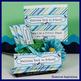 Pretty Paisley Candy Bar Wrapper