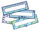 Name Plates - Editable - Coordinates with Pretty Paisley Classroom Theme