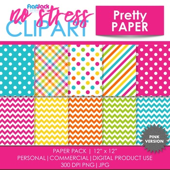 Pretty Paper Digital Papers