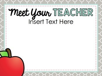 Pastel Back to School PowerPoint