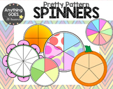 Pretty Pattern Spinner Sets FREEBIES