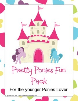Pretty Ponies Fun Pack