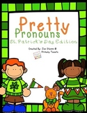 Pretty Pronouns St. Patrick's Day Edition