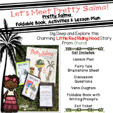 Pretty Salma Lesson Plan and Foldable Book