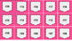 Pretty in Pink and Polka Dots Number Line and Hundreds Chart