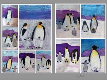 Pretty penguins