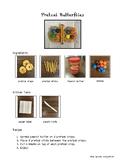 Pretzel Butterflies-Recipe and Language Activities