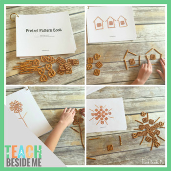 Pretzel Pattern Book