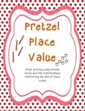 Pretzel Place Value Math Activity