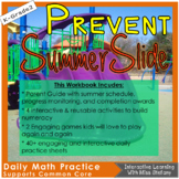 Prevent Summer Slide {Daily Math Practice for K-2}
