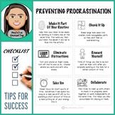 Preventing Procrastination Strategies: Tips for Success