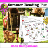 Preventing Summer Slide, Helping Students Thrive Summer Reading Program
