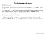 Preventing Wind Erosion- Testing Windbreaks