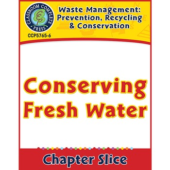 Prevention, Recycling & Conservation: Conserving Fresh Wat