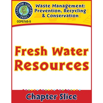Prevention, Recycling & Conservation: Fresh Water Resource