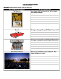 Preview Activity for The Outsiders