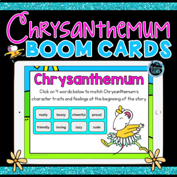 Chrysanthemum Character Trait Bundle