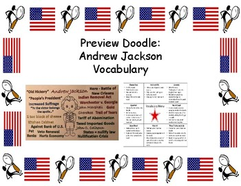 Preview Doodle: Andrew Jackson