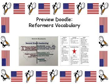 Preview Doodle: Reform Movements