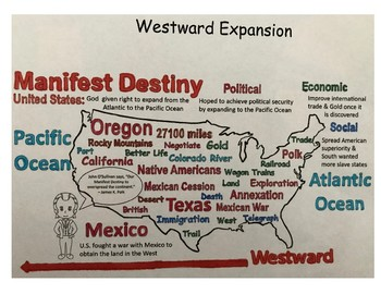 Preview Doodle: Westward Expansion