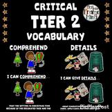 Academic Vocabulary Slides