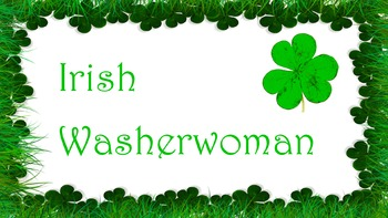 Preview irish washerwoman video lesson to play with